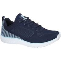 Schuhe Damen Sneaker Low Dek  Marineblau/Himmelblau
