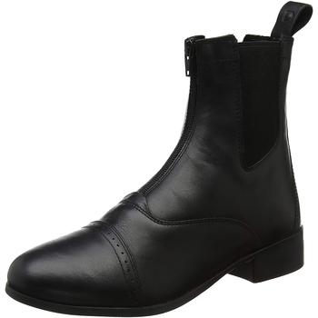 Schuhe Herren Reiterstiefel Dublin  Schwarz