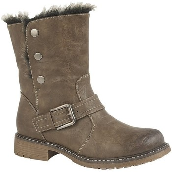 Schuhe Damen Schneestiefel Cipriata  Braun