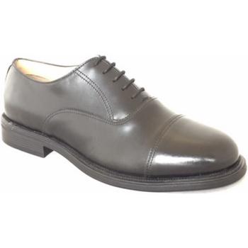Schuhe Herren Richelieu Grafters  Schwarz