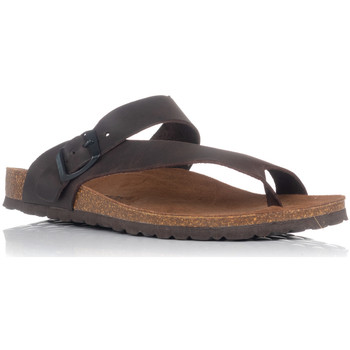 Schuhe Herren Sandalen / Sandaletten Interbios 9511 Braun