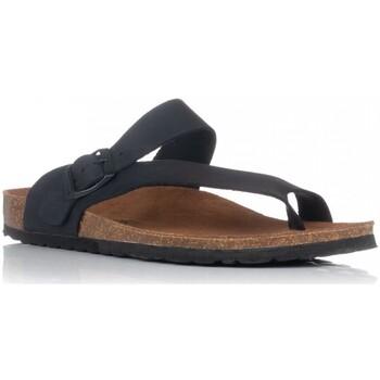 Schuhe Herren Sandalen / Sandaletten Interbios 9511 Schwarz