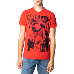 Kleidung Herren T-Shirts Dsquared S74GD0482 Rosso