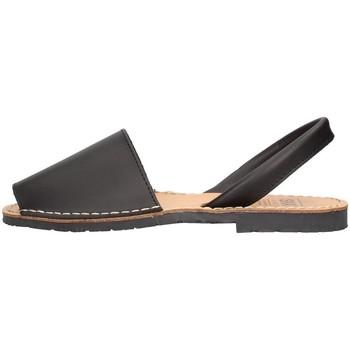 Schuhe Damen Sandalen / Sandaletten Ska 201 Ibiza Dn Sandelholz Frau Schwarz Schwarz