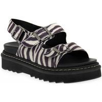 Schuhe Damen Sandalen / Sandaletten Sono Italiana SANDALO Nero