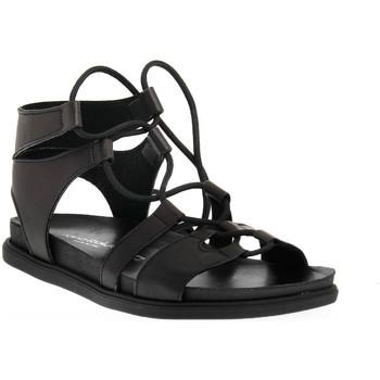 Schuhe Damen Sandalen / Sandaletten Sono Italiana TERRY NERO Nero