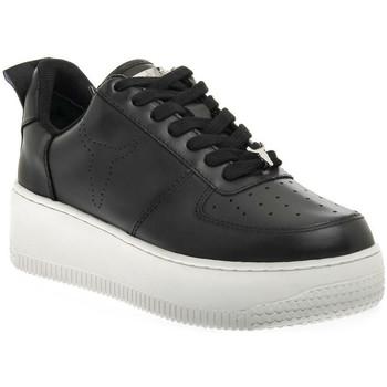 Schuhe Damen Sneaker Low Windsor Smith RACERR BLACK Nero