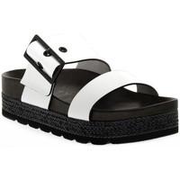 Schuhe Damen Sandalen / Sandaletten Vienty BLANCO VOX Bianco