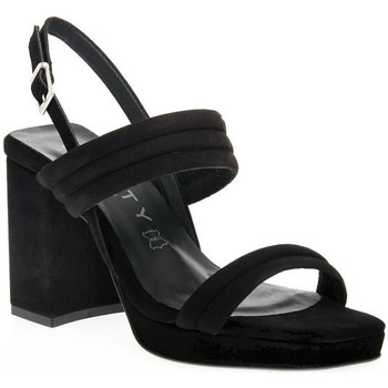 Schuhe Damen Sandalen / Sandaletten Vienty NERO JIM Nero