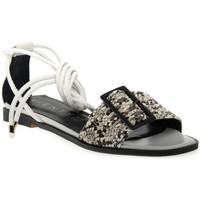 Schuhe Damen Sandalen / Sandaletten Vienty JIMENA Grigio