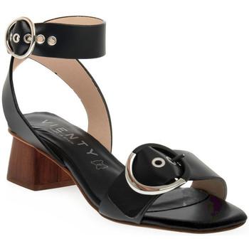 Schuhe Damen Sandalen / Sandaletten Vienty JIMENA Nero