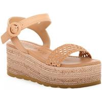 Schuhe Damen Sandalen / Sandaletten Vienty KEA ALAGUITA Nero