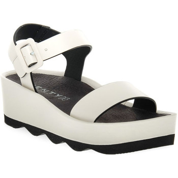 Schuhe Damen Sandalen / Sandaletten Vienty RUBI HIELO Bianco