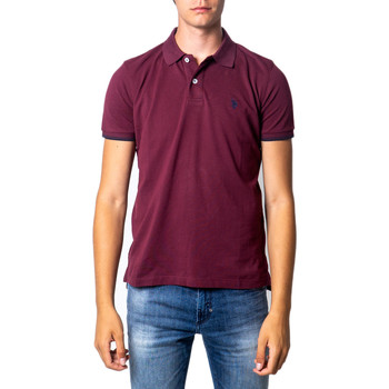 Kleidung Herren Polohemden U.S Polo Assn. 41029 Rosso