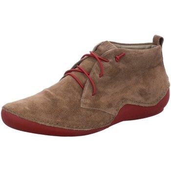 Schuhe Damen Boots Think Schnuerschuhe 3-000047-2010 braun