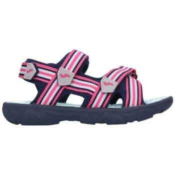 Schuhe Jungen Sportliche Sandalen Joma 2033 navy/turquesa Niño Azul bleu