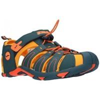 Schuhe Jungen Sportliche Sandalen Joma 2015 verde morado Niño Verde vert