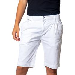 Kleidung Herren Shorts / Bermudas Brian Brome 20SPBE04 Bianco
