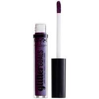 Beauty Damen Gloss Nyx Professional Make Up Glitter Goals Liquid Lipstick amethyst Vibes