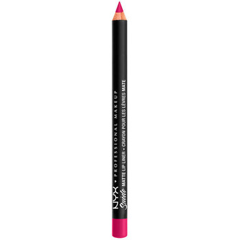 Beauty Damen Lipliner Nyx Suede Matte Lip Liner sweet Tooth 3,5 Gr 3,5 g