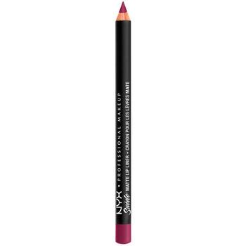 Beauty Damen Lipliner Nyx Professional Make Up Suede Matte Lip Liner girl, Bye 3,5 Gr