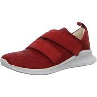 Schuhe Damen Sneaker Low Think Slipper WAIV 86082-76 rot