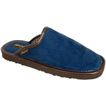 Schuhe Herren Hausschuhe Sleepers  Marineblau
