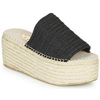 Schuhe Damen Pantoffel Xti  Schwarz