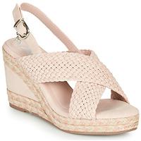 Schuhe Damen Sandalen / Sandaletten Xti  Rose