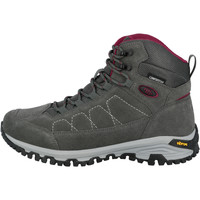 Schuhe Damen Wanderschuhe Brütting Mount Adams High grau