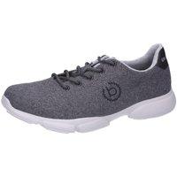 Schuhe Damen Sneaker Low Bugatti Schnuerschuhe 322982016900-1500 grau
