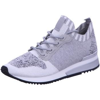 Schuhe Damen Sneaker Low La Strada Schnuerschuhe 1095885 grau