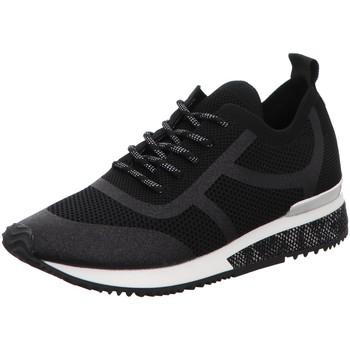 Schuhe Damen Sneaker Low La Strada Schnuerschuhe 1905752_BLACK schwarz