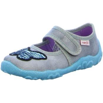 Schuhe Mädchen Babyschuhe Superfit Maedchen 1-000280-2000 grau