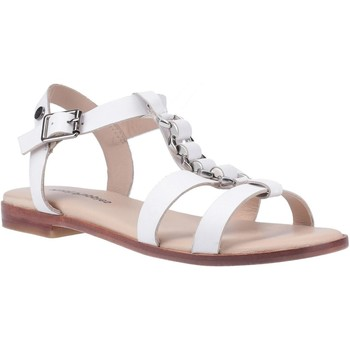Schuhe Damen Sandalen / Sandaletten Hush puppies  Weiß