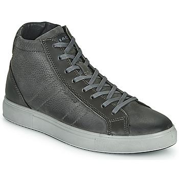 Schuhe Herren Sneaker High IgI&CO UOMO SASHA Grau