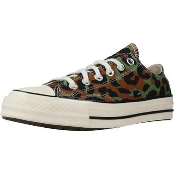 Converse CHUCK 70 OX Grün - Schuhe Sneaker Low Damen 10000