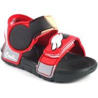 Schuhe Jungen Sandalen / Sandaletten Cerda Kinderstrand CERDÁ 2300003047 rot 90151 Rot