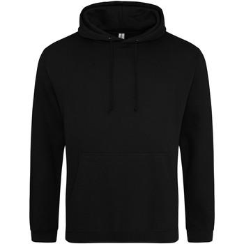 Kleidung Sweatshirts Awdis College Tiefschwarz