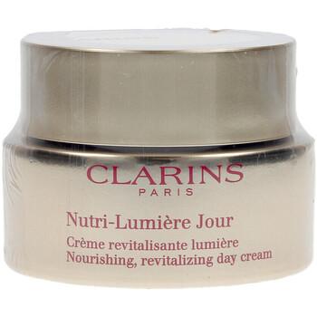 Beauty Damen Anti-Aging & Anti-Falten Produkte Clarins Nutri Lumière Crème Jour
