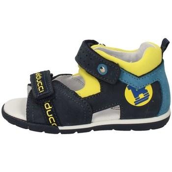 Schuhe Jungen Sandalen / Sandaletten Balducci CIT3601 BLAU