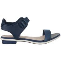 Schuhe Damen Sandalen / Sandaletten Lacoste Lonelle Dunkelblau