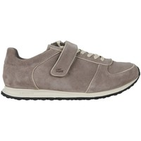 Schuhe Damen Sneaker Low Lacoste Agadel Srw LT Beige