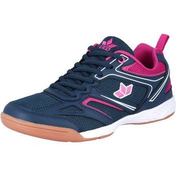 Schuhe Damen Indoorschuhe Lico Airsoft Indoor blau