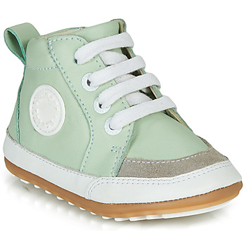 Schuhe Kinder Boots Robeez MIGO Grün / Hellblau