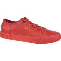 Schuhe Damen Sneaker Low Big Star GG274068 Rot