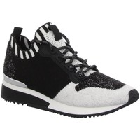 Schuhe Damen Sneaker Low La Strada Schnuerschuhe 1905885-4501 schwarz