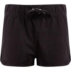 Kleidung Kinder Shorts / Bermudas Skinni Fit SM069 Schwarz