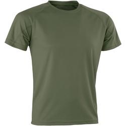 Kleidung Herren T-Shirts Spiro Aircool Multicolor