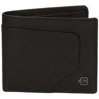 Taschen Portemonnaie Piquadro PU3891AOR SCHWARZ